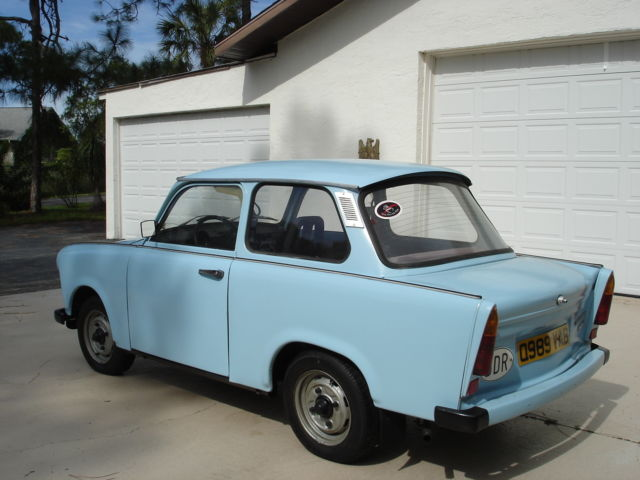 1974 Other Makes TRABANT 601S