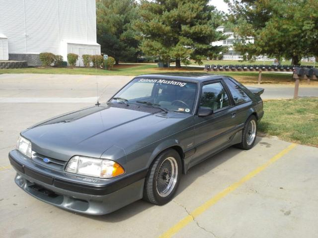 1988 Ford Mustang Salen