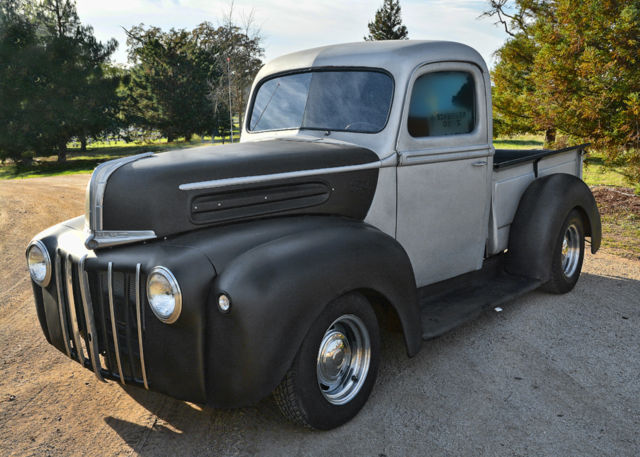 for sale 1946 ford pickup truck for sale photos technical specifications description. Black Bedroom Furniture Sets. Home Design Ideas