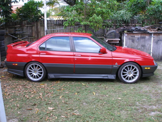 FOR SALE ALFA ROMEO Q For Sale Photos Technical - Alfa romeo 164 for sale