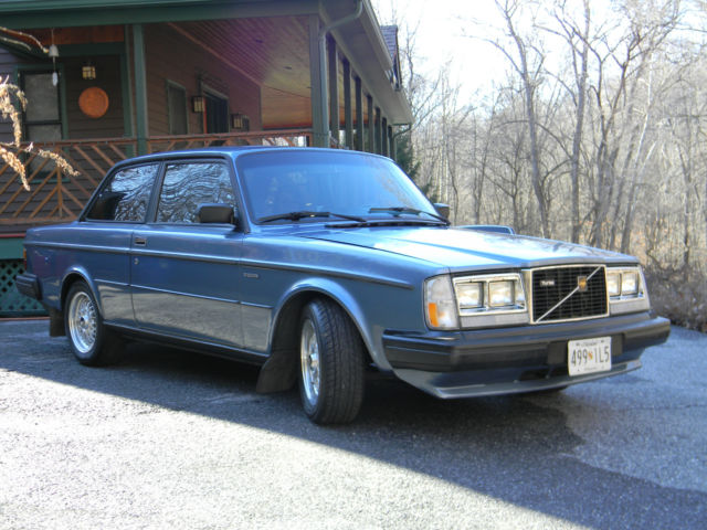 For Sale Is Very Rare 1984 Volvo 242 Turbo W Intercooler