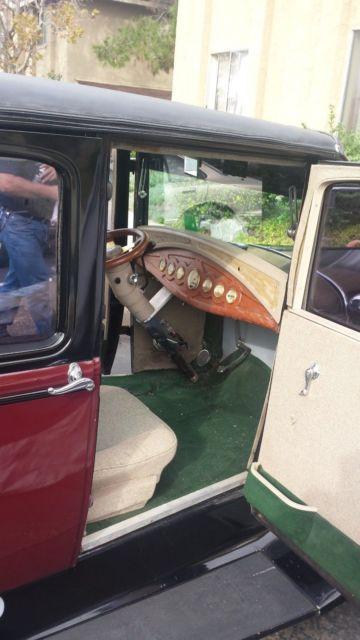 Ford 1930 model a 4 door sedan hot rod for sale photos for 1930 model a 4 door sedan