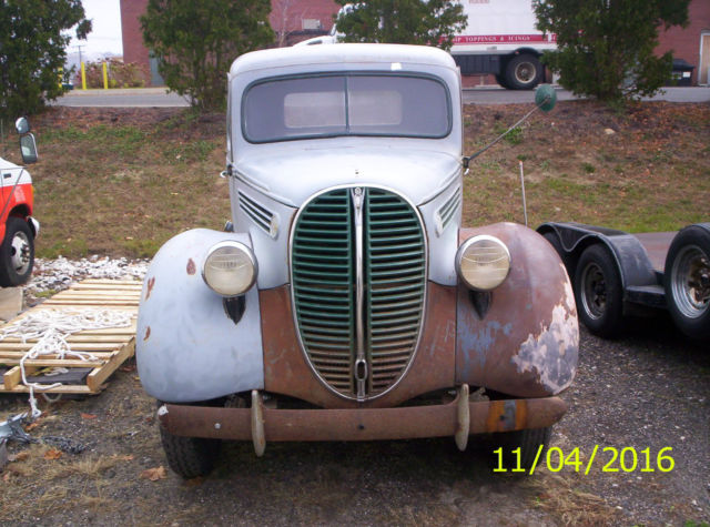 1938 Ford Other Base