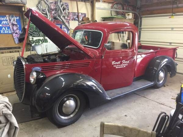 1938 Ford Other Pickups truck
