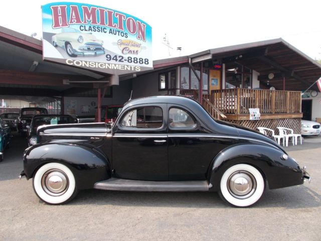 Ford 1940 Ford Business Coupe for sale: photos, technical