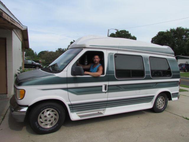 1985 High Top Conversion Vans