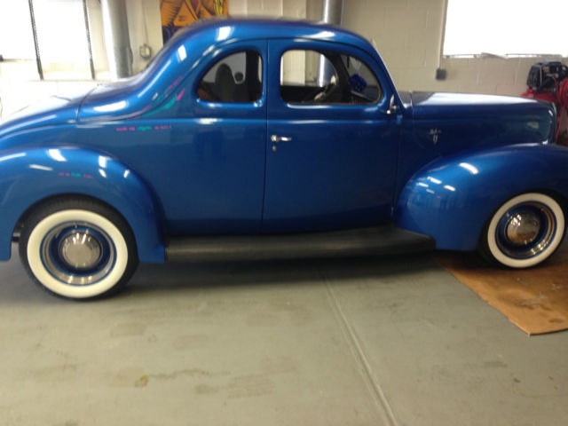 1939 Ford Other DELUXE COUP