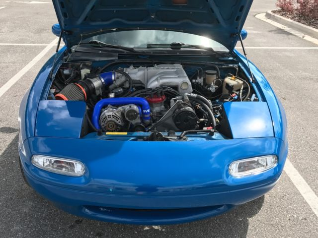 Ford 5 0 302 V8 Miata For Sale Photos Technical Specifications