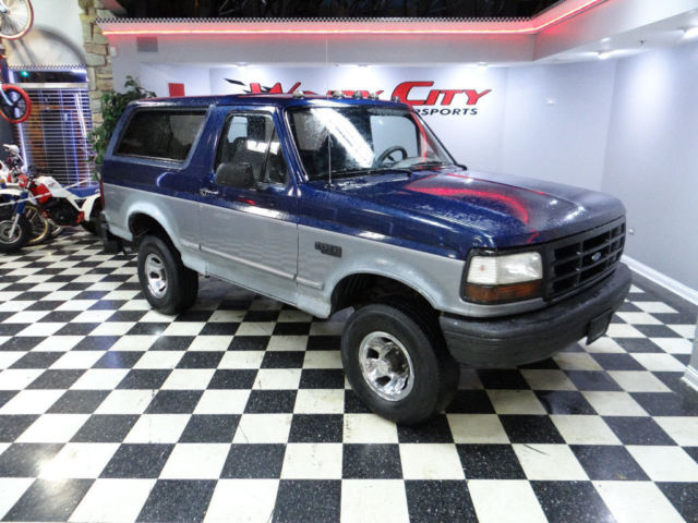 "1994 Ford Bronco 105"" WB XLT"
