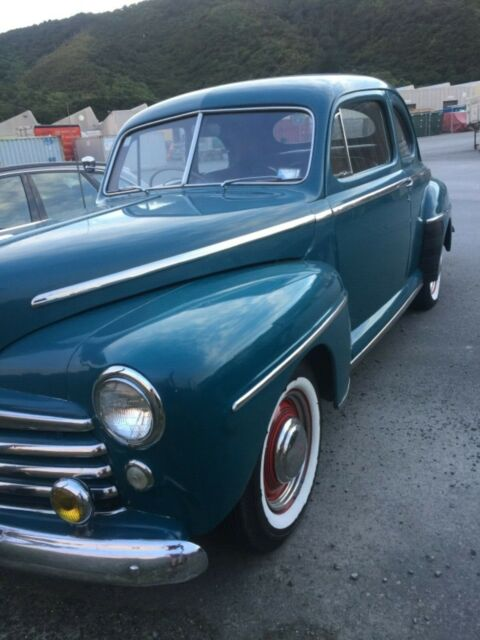 1947 Green Ford Other Coupe