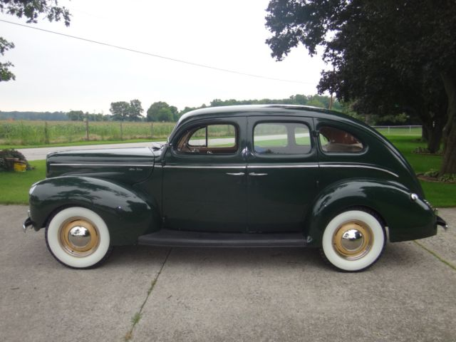 1940 Ford Other Tan
