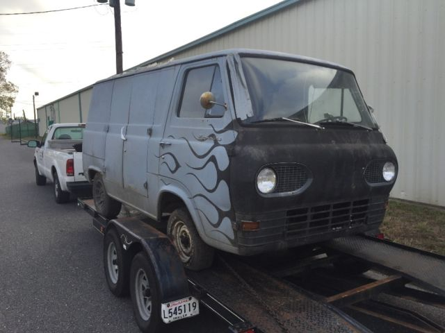 1964 Ford E-Series Van