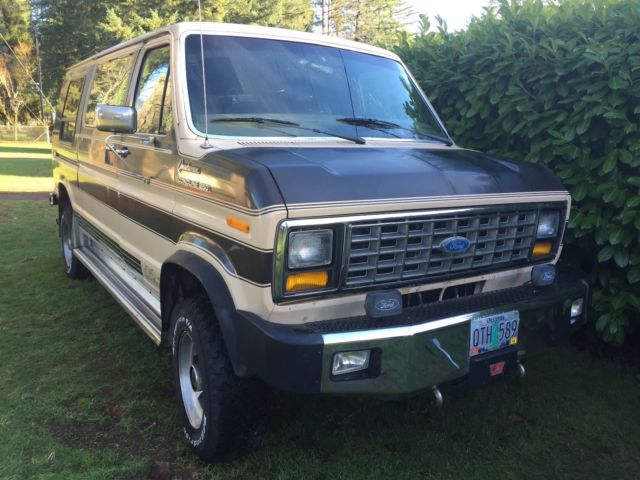 Ford 4x4 Van For Sale ✓ Ford is Your Car