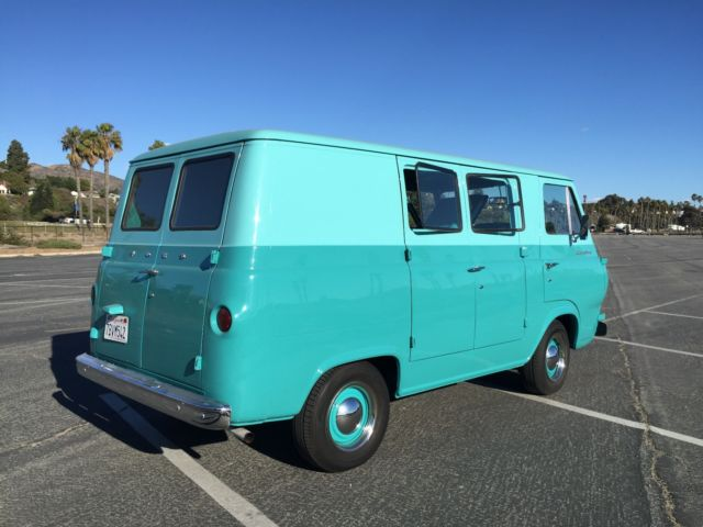 Ford Econoline Van 1965 For Sale Photos Technical