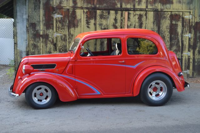 1948 Red Ford Other with Gray interior