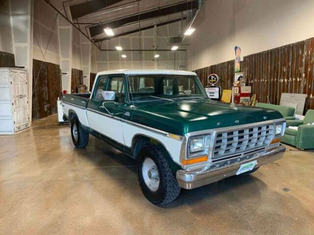 1978 Ford F-250 Super Cab