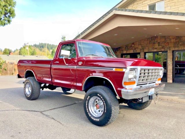 Ford F 250 Ranger Xlt Lariat Lifted 4x4 Highboy F350 F150 For Sale