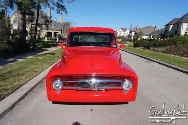 Ford F100 Restomod V8 custom wheels shaved doors. Crave Luxury Auto : shaved doors - Pezcame.Com