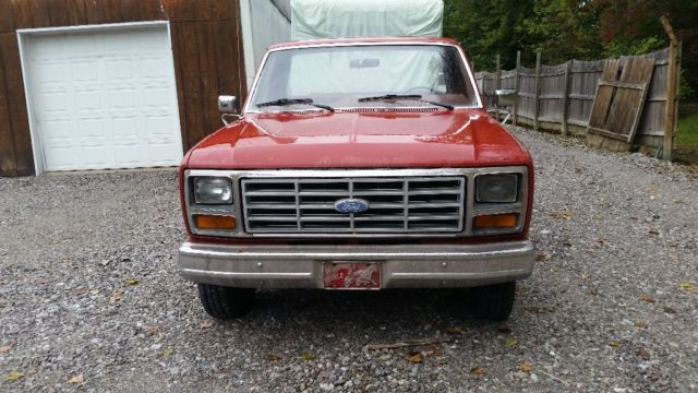1985 Ford Other Pickups Truck
