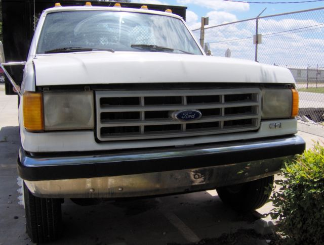 1989 Ford F-350 Super Duty