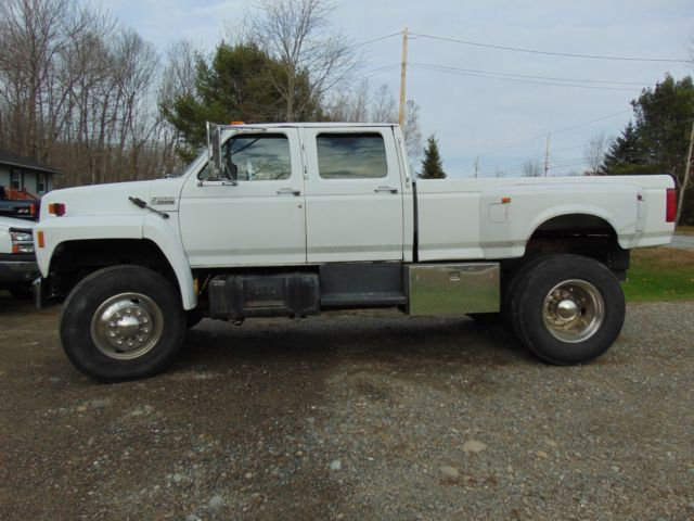 1992 Ford Other Pickups Crew Cab Pickup