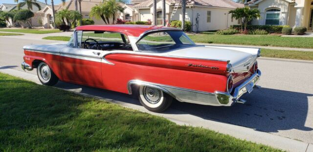 1959 Ford Fairlane CLOTH/VINYL