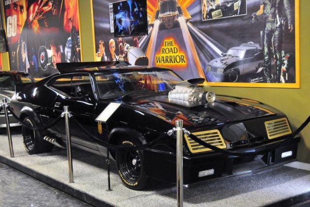 Ford Falcon XB Mad Max Interceptor Replica  $110,000 in