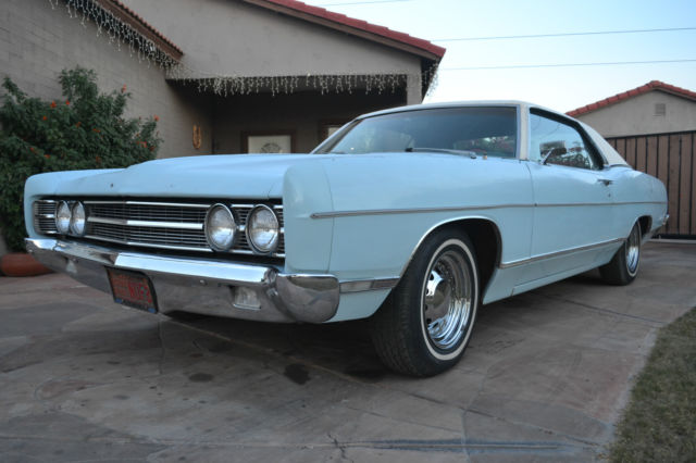 1969 Ford Galaxie 500 2DR HT CLASSIC DRIVES FABULOUS - LOW RESERVE