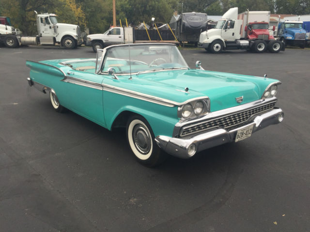 1959 Ford Galaxie GALAXIE 500