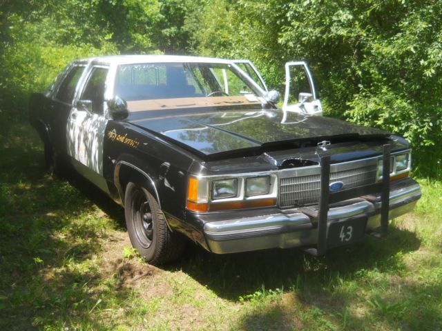 1989 Ford Crown Victoria Movie Car Blues Brothers 2000 Car 43