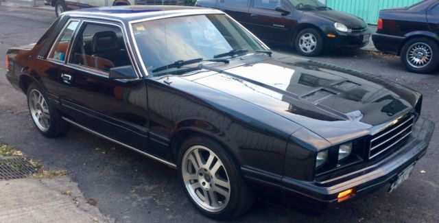 1980 Ford Mustang