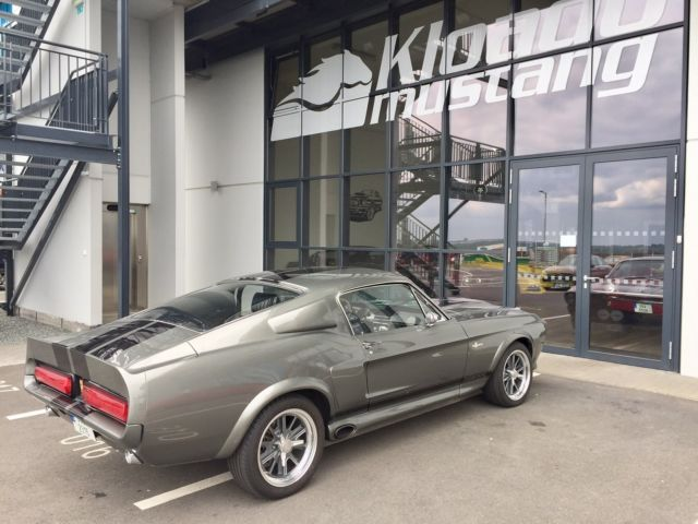 Ford Mustang Eleanor For Sale: Photos, Technical
