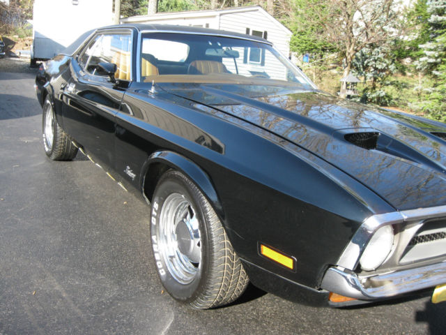 1972 Ford Mustang Grande