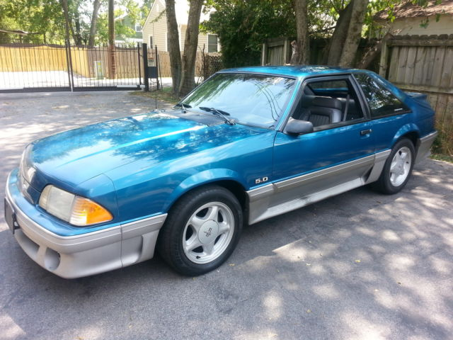1993 Ford Mustang Mustang