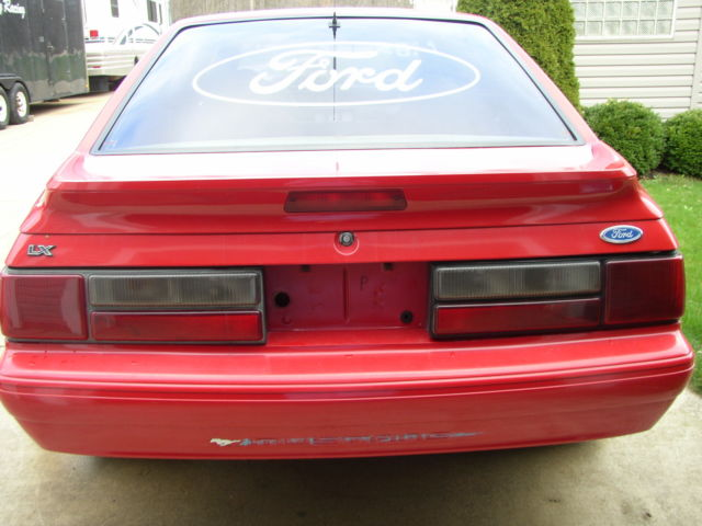 Ford Mustang LX 5.0 Fox body roller drag car. & Ford Mustang LX 5.0 Fox body roller drag car. for sale: photos ... markmcfarlin.com