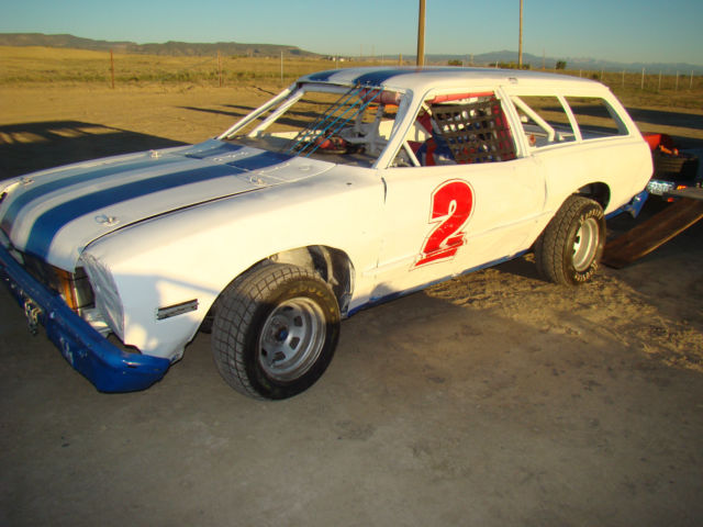 Ford Pinto Dirt Track Race Car For Sale Photos Technical