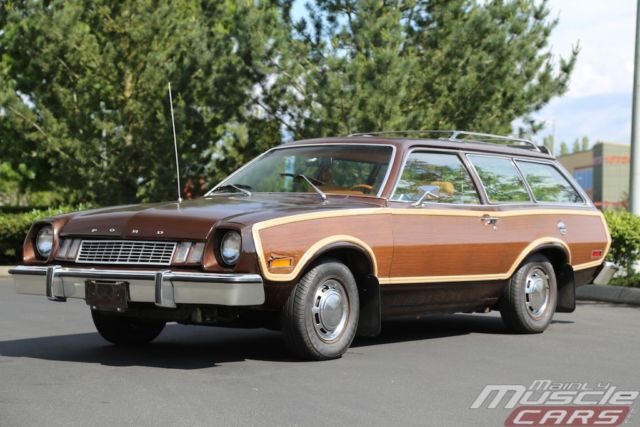 1977 Ford Other Pinto Wagon