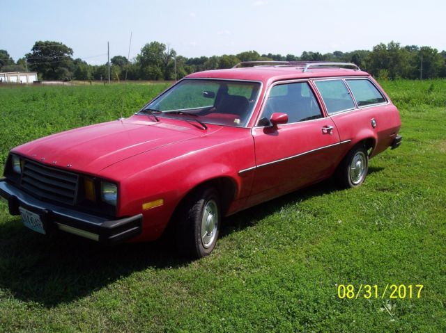 1980 Ford wagon