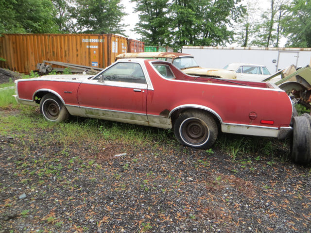 1979 Ford Ranchero base