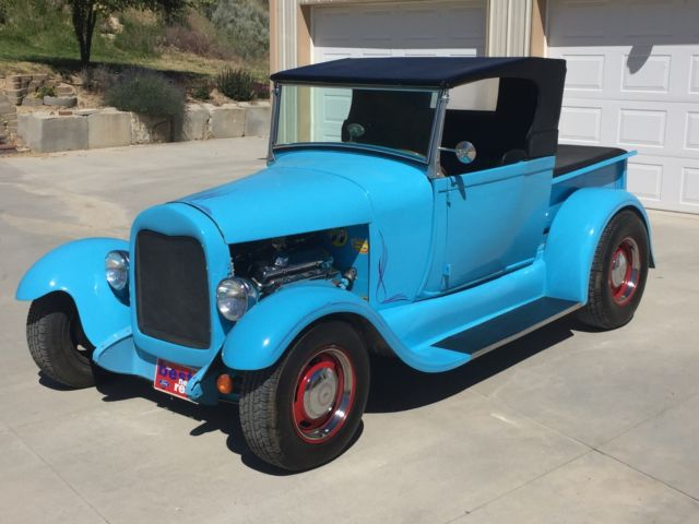 1929 Ford Other Pickups Street Rod