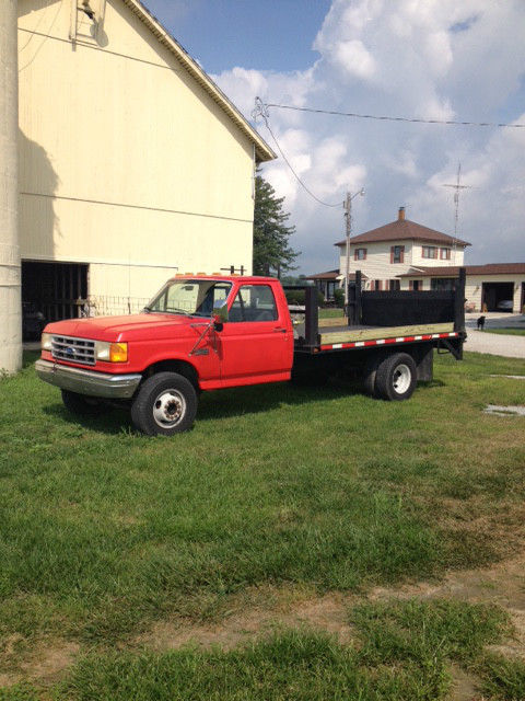1991 Ford F-450