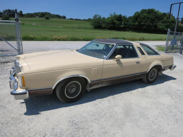 1978 Ford Thunderbird 2 Door