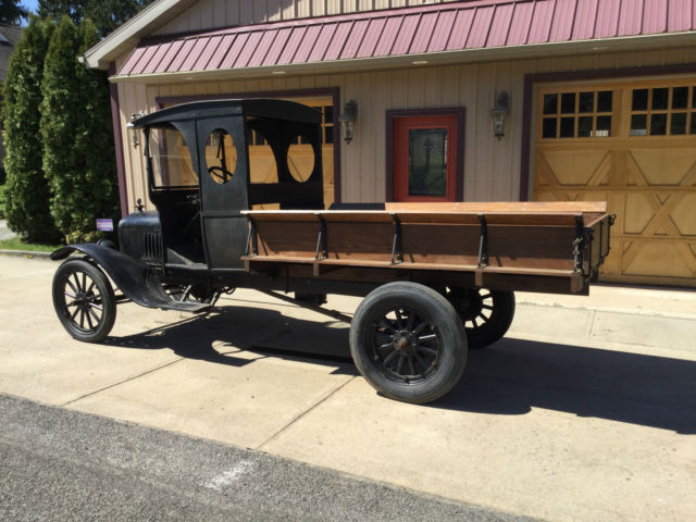 1890 Ford Truck Gallery
