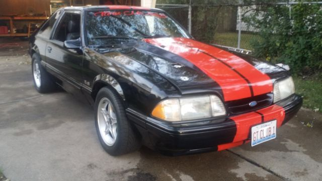 Foxbody Supercharged 351w Mustang For Sale Photos Technical