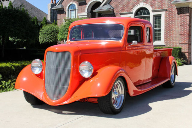 1936 Ford Other Pickups Extended Cab