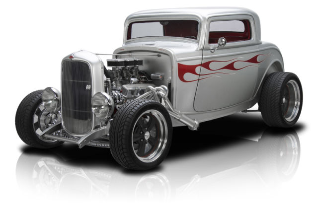 1932 Ford 3-Window 3 Window