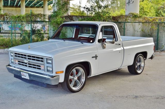 Frame Off Completely Restored Square Body C 10