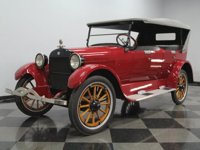 1922 Other Makes REO T6B