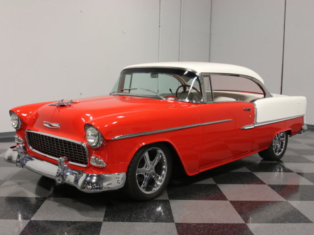 1955 Chevrolet Bel Air/150/210 Restomod