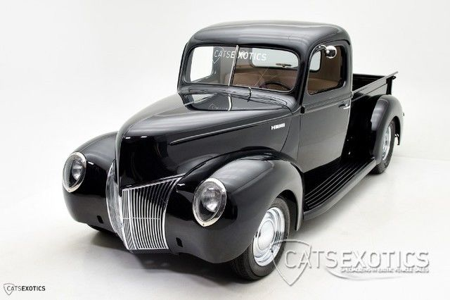 1940 Ford Other Pickups Custom